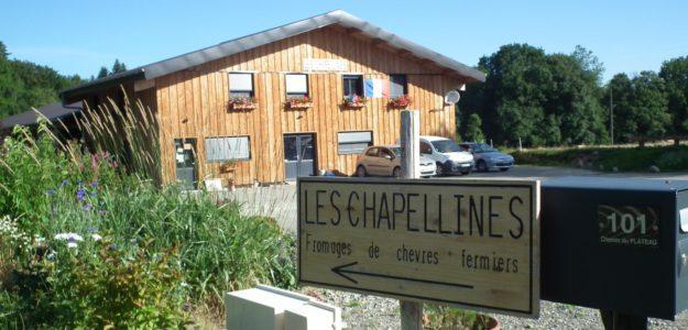 Chèvrerie Les Chapellines