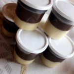 Crème dessert vanille / chocolat