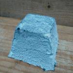 Pyramide de chèvre cendrée