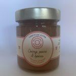 Confiture Coing poire épices 250g