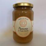 Purée de pomme de Haute-Savoie (sans sucre ajouté) 380g