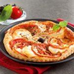 Feuilleté tomate, chèvre et olives