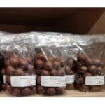 NOISETTES CHOCOLAT AU LAIT 45%, 130°C – TORREFACTION ARTISANALE
