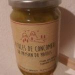 Pickels concombre