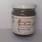 Confiture rhubarbe fraise 320g