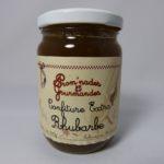 Confiture rhubarbe 320g