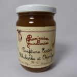 Confiture rhubarbe orange 320g