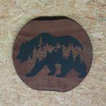 Tableau Ours des Montagnes
