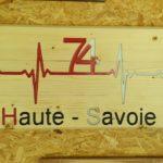 Panneau Haute-Savoie