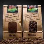 Café grains 250g