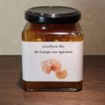 CONFITURE BIO DE COURGE AUX AGRUMES – 260 Gr