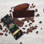 Tablette de chocolat le gourmet