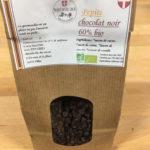 Pépite chocolat Noir 60% Biologique