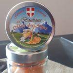 Bonbons miel des alpes 80g
