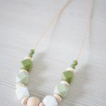 Collier de portage – Vert Olive