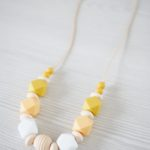 Collier de portage – Moutarde