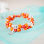 Bracelet d'allaitement – Henné