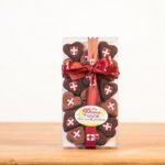 Coeurs savoyards en chocolat 140g