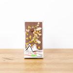 Tablette Bio lait mendiants 120g
