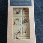 Tablette chocolat blanc, noisettes, pistaches et perles craquantes