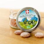 Bonbons Bio Huiles essentielles Menthe Eucalyptus 80g