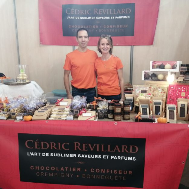 Cédric Revillard Chocolaterie