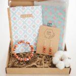 Box Jeune maman – allaitement parure